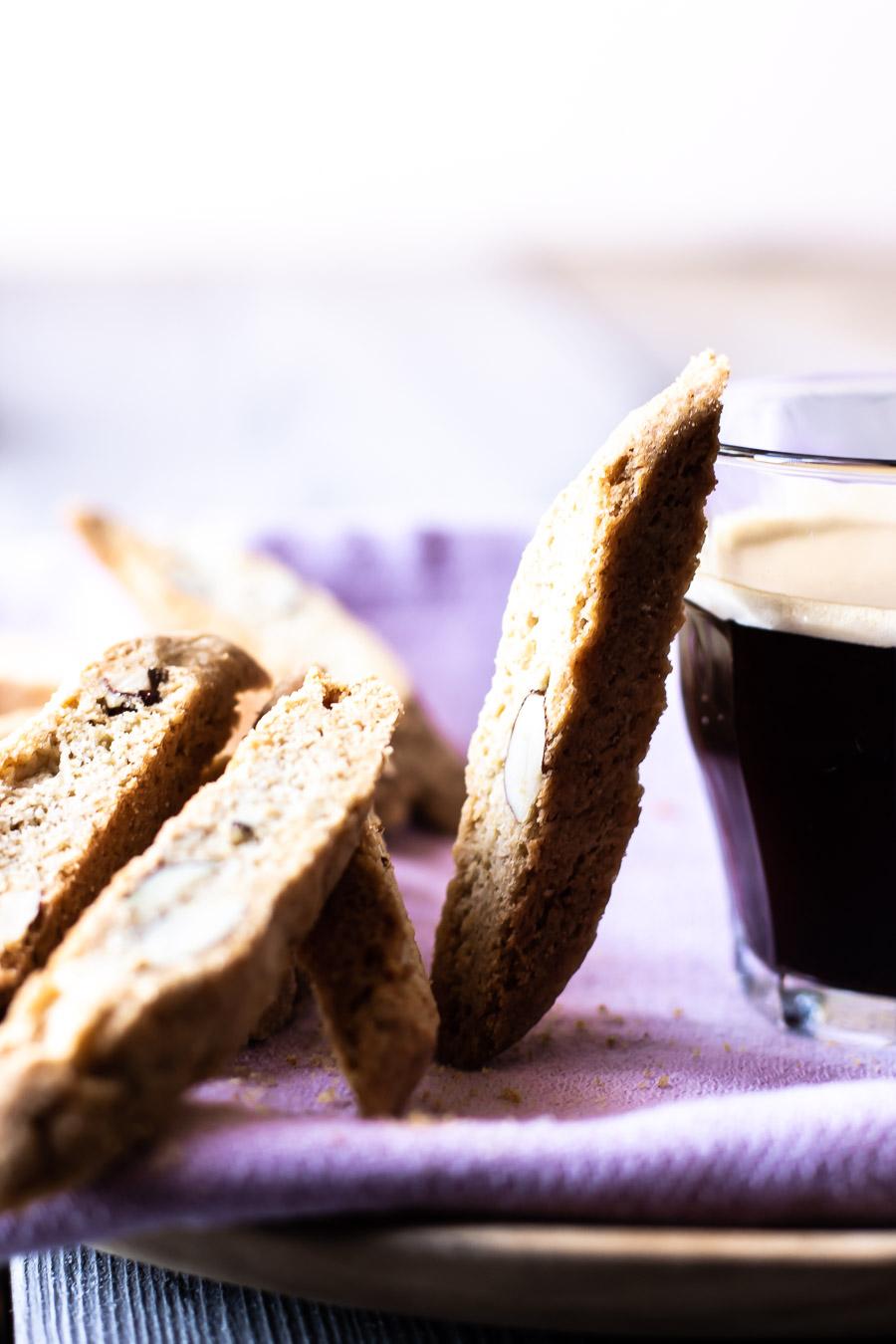 Biscotti med kardemomme – Jyttes kardemommebrød