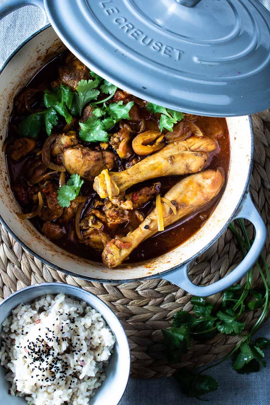 Kylling masala - nem og lækker