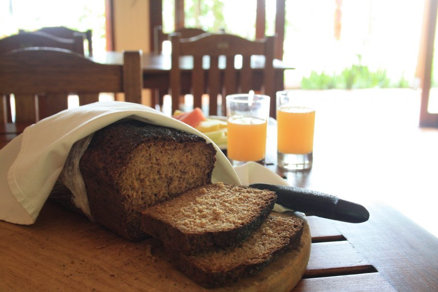 Sødt lynhurtigt brød fra Sydafrika