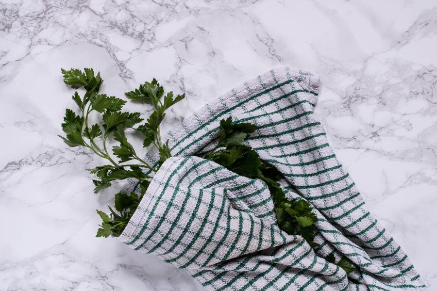 Tip Persille- og salattricket