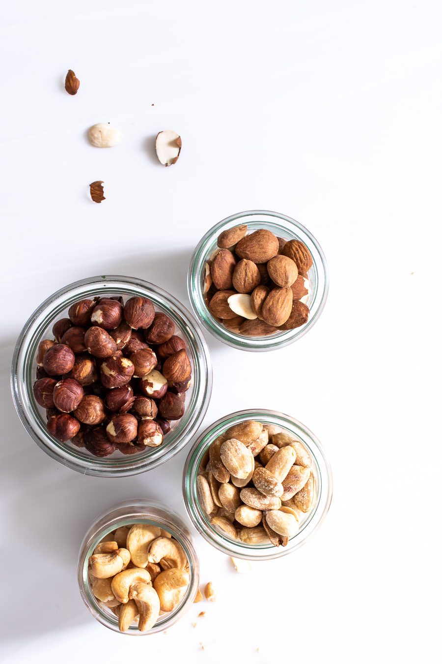 Tip! Ristede mandler, nødder, cashews, peanuts - hvordan