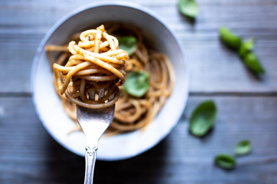 Soltørret tomatsauce min yndlings pastasauce