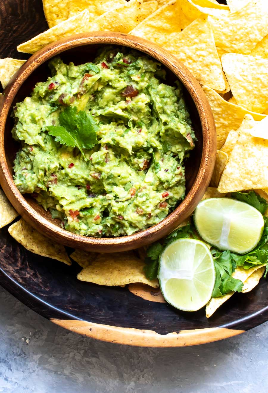 Guacamole - avocadodippen til mexicansk mad