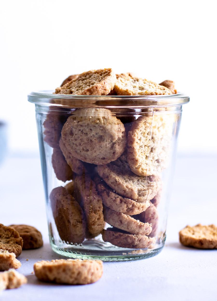Kammerjunkere med vanilje - til koldskål