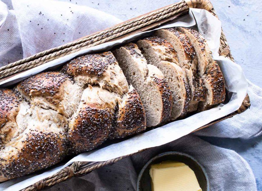 Gammeldags nellikebrød - koldhævet krydderbrød